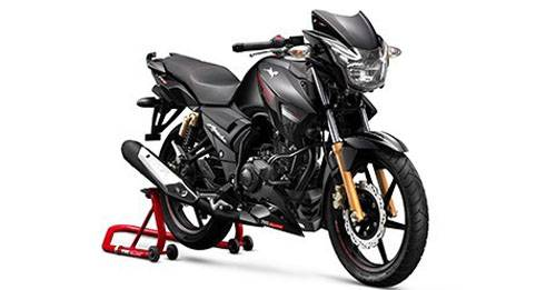 Tvs Apache Rtr 180 Abs 2019 Price In Umaria Check On Road Price Of
