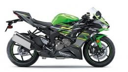 Kawasaki Ninja ZX-6R 2019 Colours - View Kawasaki Ninja ZX-6R 2019 colours available in Indian market at autoX