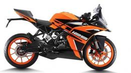 KTM RC 125 specifications in India - Compare KTM RC 125 specifications with other Bikes at autox.com