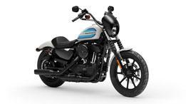 Harley-Davidson Iron 1200 Model Image