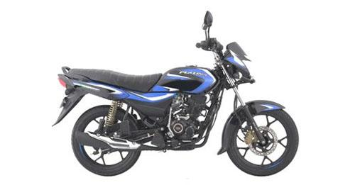 Bajaj Platina 110 H-Gear Model Image