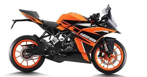 KTM RC 125 Colours - View KTM RC 125 colours available in Indian market at autoX