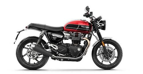 Triumph Speed Twin Model Image