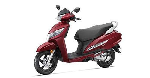 Honda Activa 125 Fi