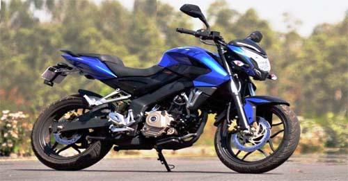 Bajaj Pulsar 180NS Model Image