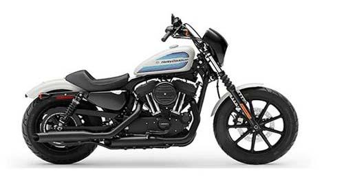 Harley-Davidson Iron 1200 Model Image