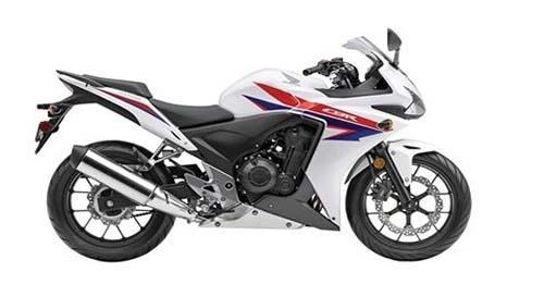 Honda CBR500R Model Image
