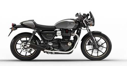 Triumph Street Cup Model Image