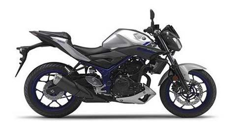 Yamaha MT-03 Model Image