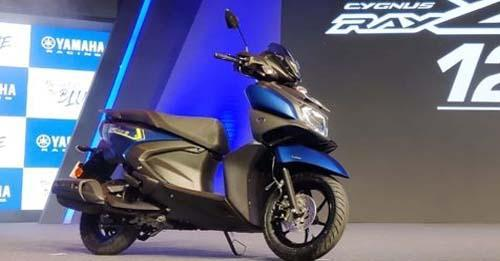 Yamaha Ray ZR 125 Model Image