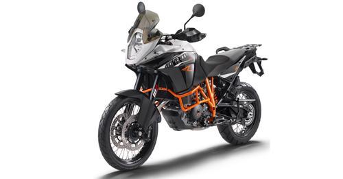 KTM 1190 Adventure Model Image