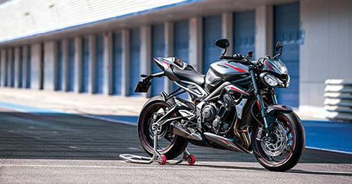 Triumph Street Triple RS [2020]