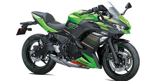 Kawasaki Ninja 650 [2020]
