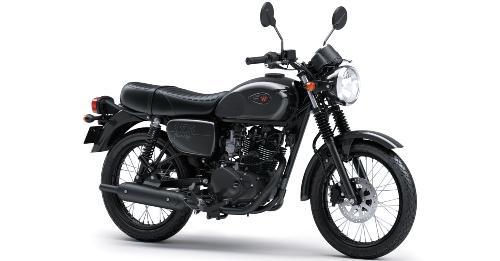 Kawasaki W175 Model Image