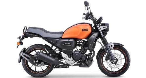 Yamaha FZ X