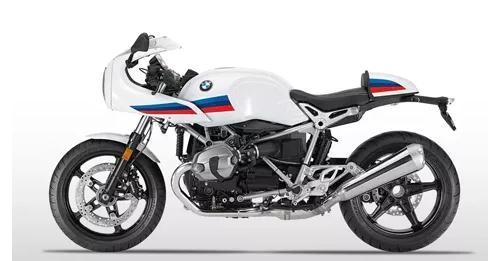 BMW R nineT Racer Model Image