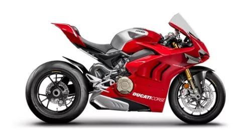 Ducati Panigale V4 R Model Image