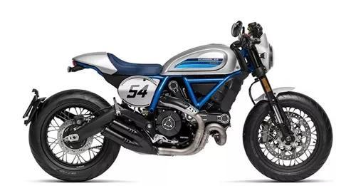 Ducati Scrambler Cafe Racer Model Image