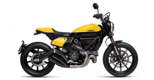 Ducati Scrambler Full Throttle Model Image