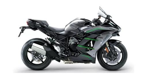 Kawasaki Ninja H2 SX SE Model Image
