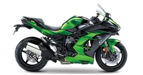 Kawasaki Ninja H2 SX Model Image
