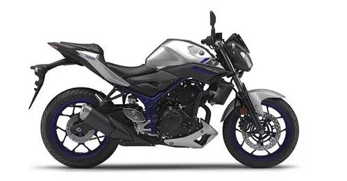 Yamaha MT 03 Model Image