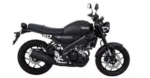 Yamaha XSR 155 Model Image