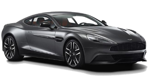 Compare Aston Martin Vanquish Kerb Weight with similar cars