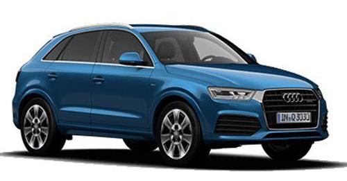 Audi Q3 [2015-2017]
