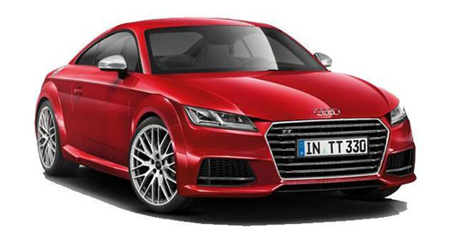Audi TT Boot Space Capacity