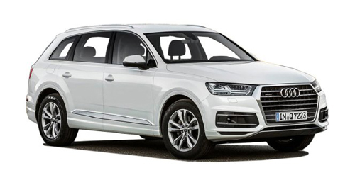 Audi Q7 Boot Space Capacity