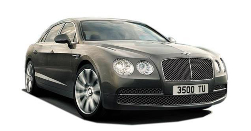 Bentley Continental Flying Spur Boot Space Capacity