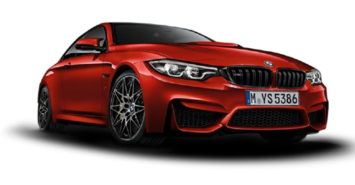 BMW M4 Model Image