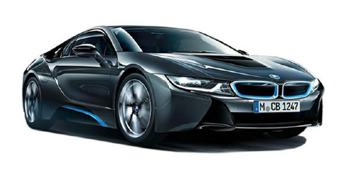 Compare BMW i8 Ground Clearance with similar cars