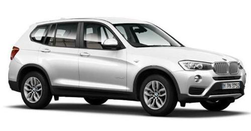 BMW X3 [2014-2018] Model Image
