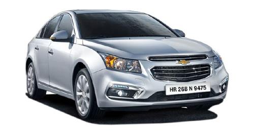 Chevrolet Cruze Last Recorded Price In Kolkata 13 95 Lakh Autox