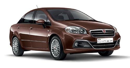 Fiat Linea Model Image