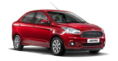 Ford Figo Aspire [2015-2018] Model Image