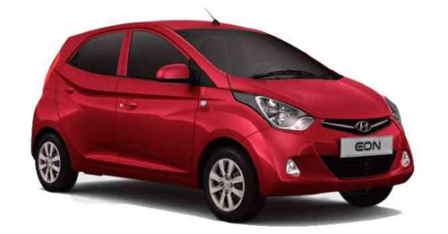 Hyundai Eon D-Lite Price in India