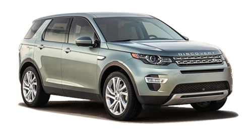 Land Rover Discovery Sport [2015-2017] Model Image