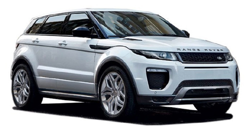 Land Rover Range Rover Evoque Landmark Edition Price in India