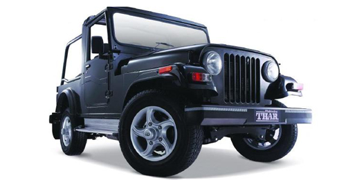 Mahindra Thar Dimensions, Length, Width and Height.