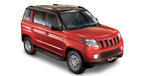 Mahindra TUV300 User Reviews