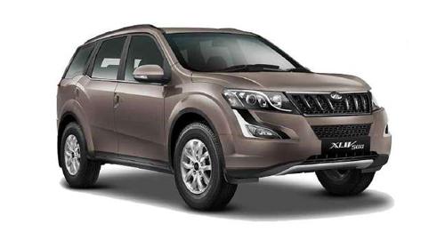 Mahindra XUV500 [2015-2018]