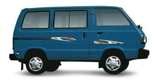 Maruti Suzuki Omni Fuel Tank Capacity