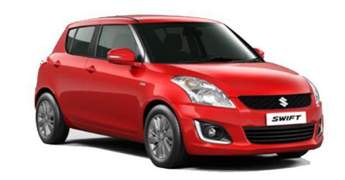 Maruti Suzuki Swift [2014-2018] Model Image