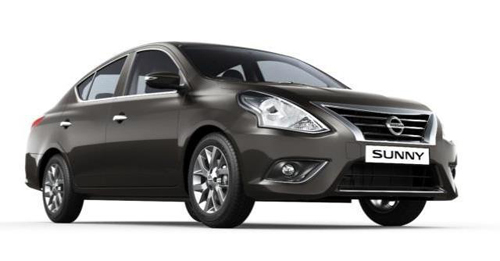 Nissan Sunny Dimensions, Length, Width and Height.