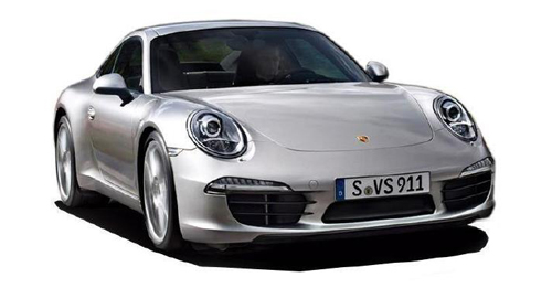 Porsche 911 Carrera S Price in India