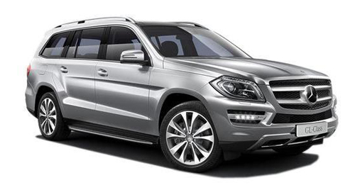 Mercedes-Benz GL 2016 Model Image