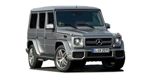 Mercedes-Benz G-Class [2013-2018] Model Image